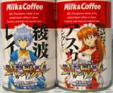 エヴァンゲリオン缶コーヒー