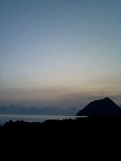 060805_1835八丈島の夕景