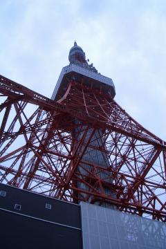 東京タワー_090524