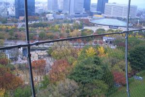 大阪城から_091122
