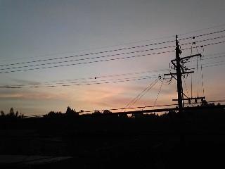朝焼け_081031
