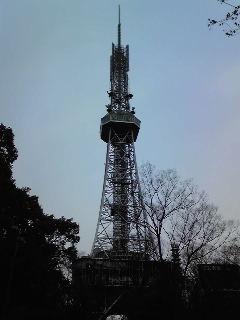テレビ塔_100123