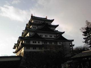 名古屋城_100123