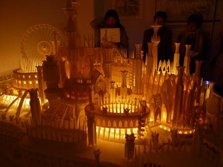 紙のお城1