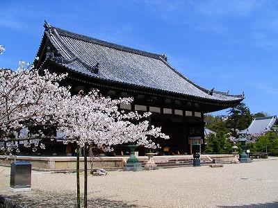 叡福寺・金堂