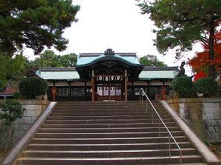 新日吉神宮1