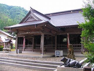 石くら比古比賣神社