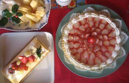 ジャーマンショートケーキ