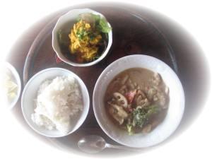 玄米酵素料理