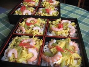 ふきのお寿司