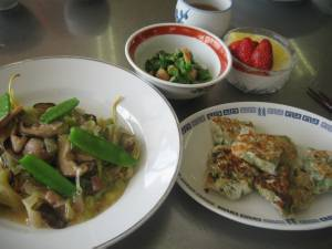 2009-3月の中国料理