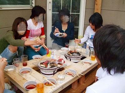 A08.10.14.デッキ完成パーティー 2010