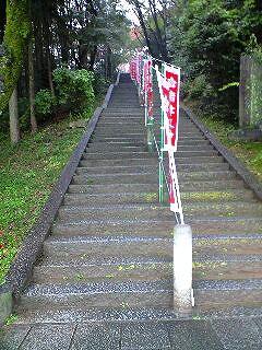 A08.11.16岩津天神の石段 001