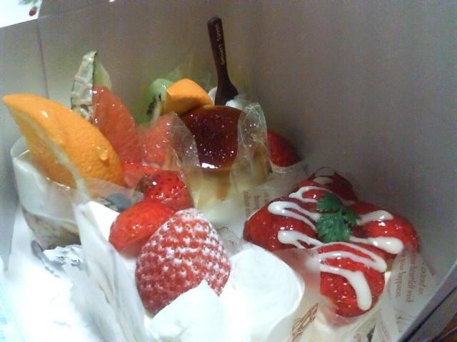 チャミBDケーキ