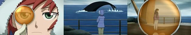 DARKER THAN BLACK 流星の双子 第4話 「方舟は湖水に揺蕩う・・・」