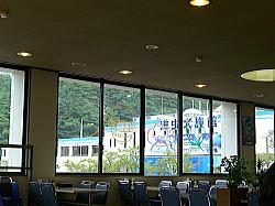 浅虫水族館レストラン 3