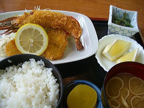 浅虫水族館レストラン 5