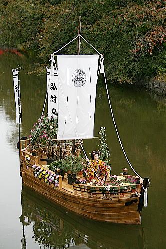 弘前城 菊と紅葉祭り (4)