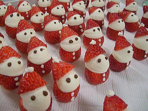 クリスマスケーキ2008 (6)