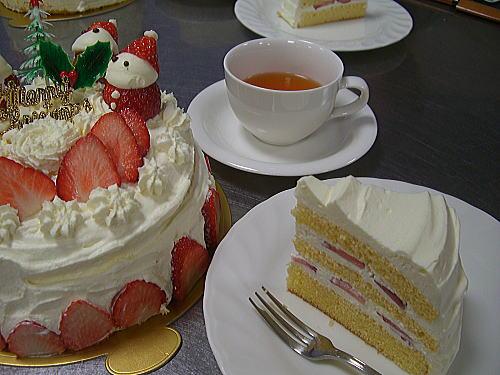 クリスマスケーキ2008 (8)