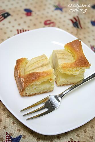 りんごのケーキ (2)