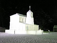 126雪灯篭
