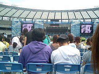 a-nation2008 会場