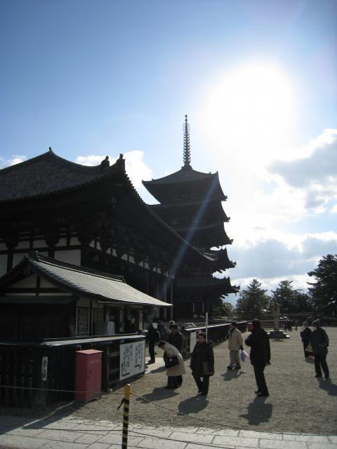 阿修羅の興福寺