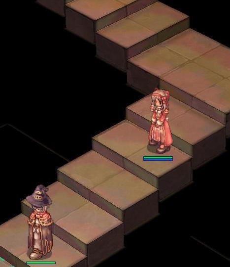 秘密の階段?
