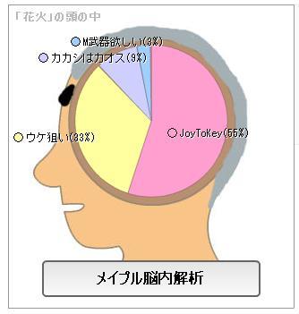 メイプル脳内