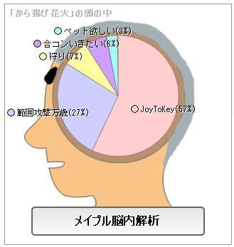 メイプル脳内1