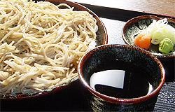 東京都あきる野市 手打ち 蕎麦 いそ屋