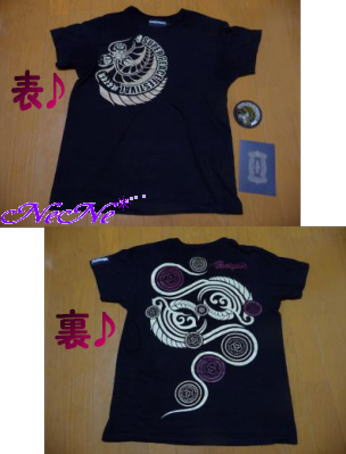 PEACE MAKERのTシャツ
