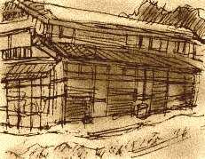 播磨の織物工場
