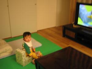 TV鑑賞1
