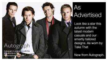 marks and spencer ad