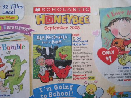scholastic book club 1