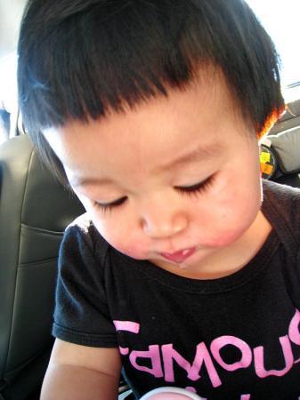 koah in the car3