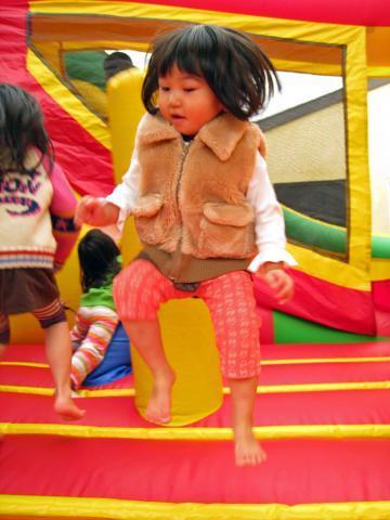 jumping may