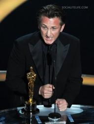 Sean Penn Oscar Winner