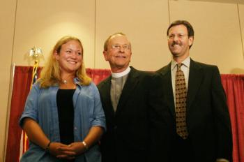 gene robinson family