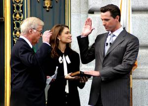 inauguration-gavin-newsom