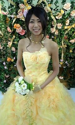 朝倉ウェディングドレス