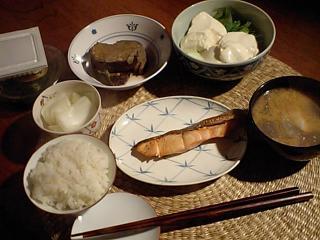 20081211夕御飯