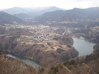 20090120みずうみのみちより南.JPG
