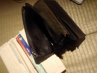 20090326New財布とOld財布.JPG