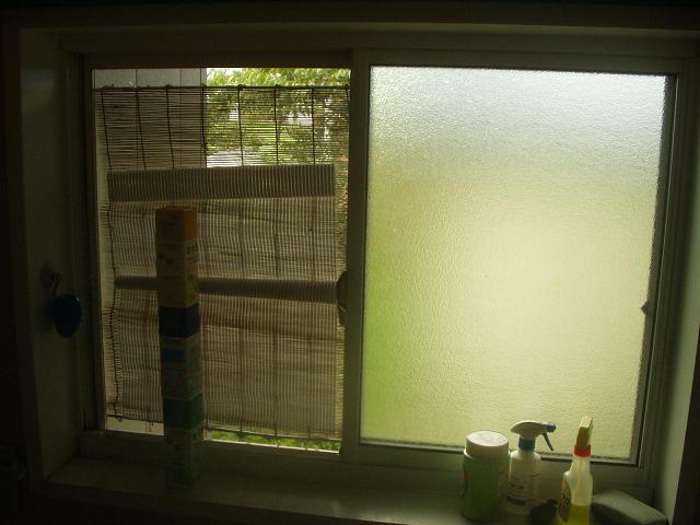 浴室内窓周辺図