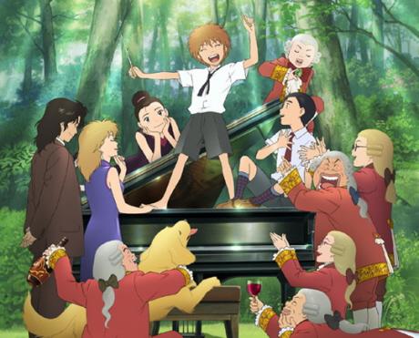 ピアノの森 Piano no Mori