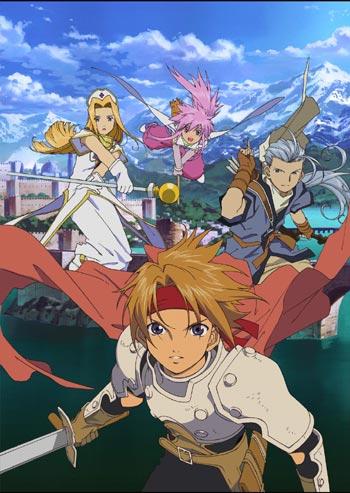 TALES OF PHANTASIA OVA テイルズ オブ ファンタジア