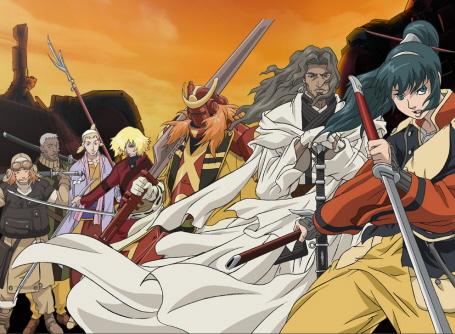サムライ 7 Samurai 7